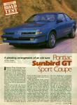 Motor Trend - September 1989